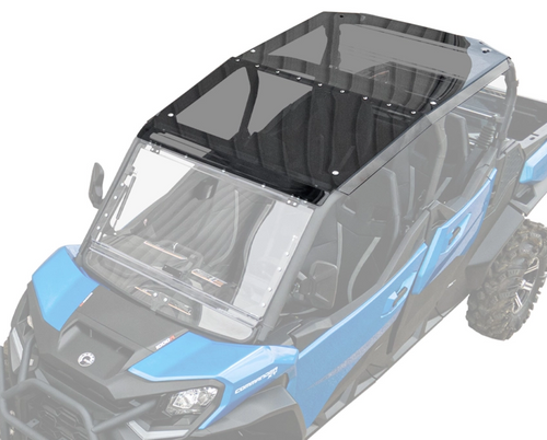 2021+ Can Am Commander MAX Tinted Roof