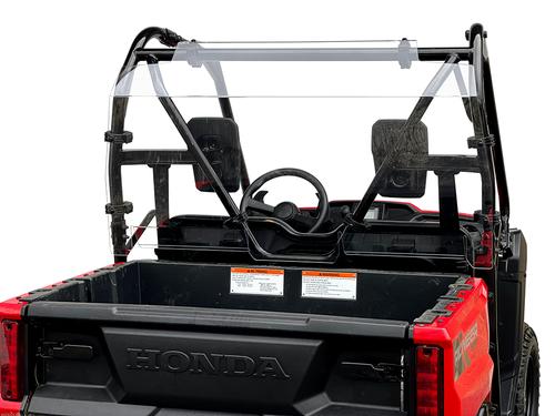Honda Pioneer 520 Rear Polycarbonate Windshield