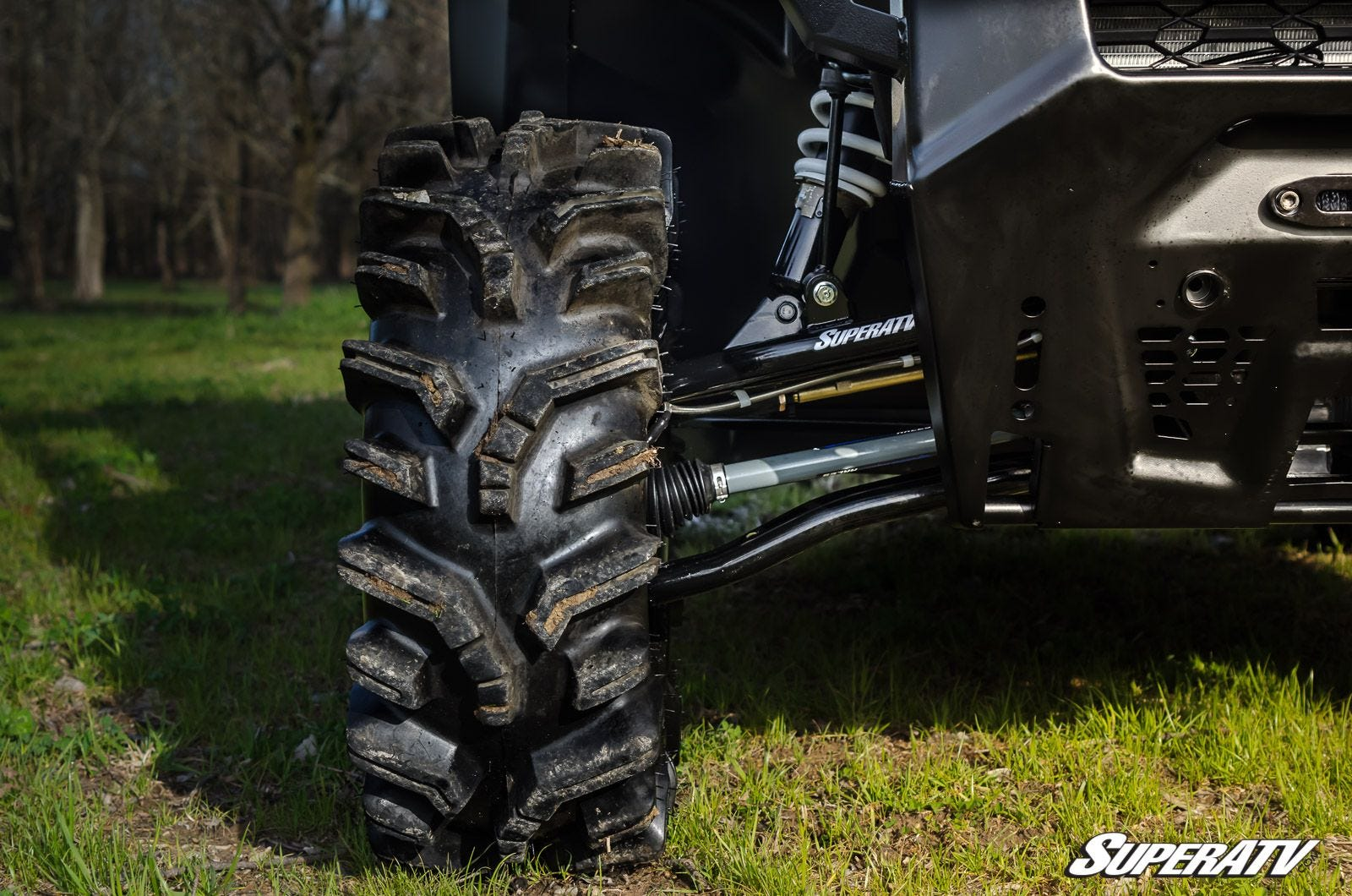 2007PolarisRanger 500 4x4 High Lifter Max Clearance Front Forward A Arms
