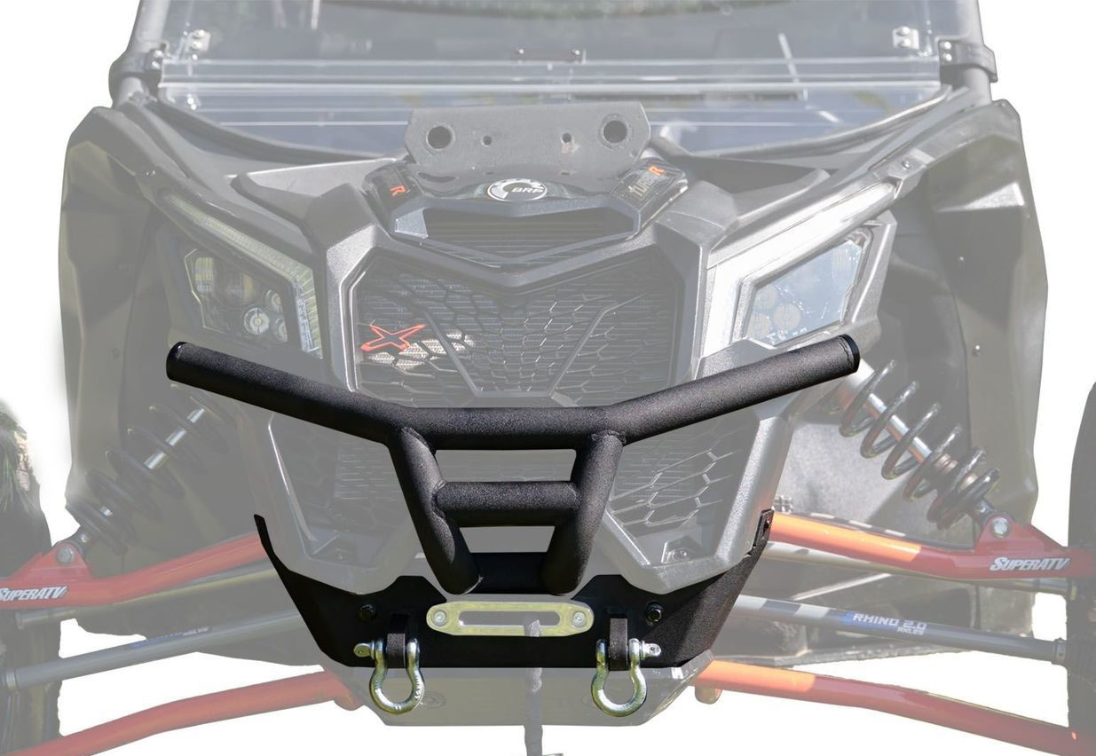 KFI Products Winch Mount for Can-Am 2017-2018Maverick 900 X3 Turbo Models 10