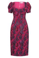 Kassia Midi Dress