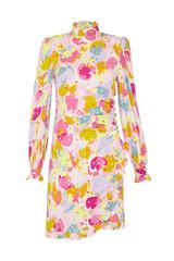 Garda Long Sleeve Mini Dress
