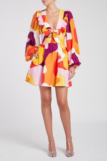 Del Rio Mini Dress