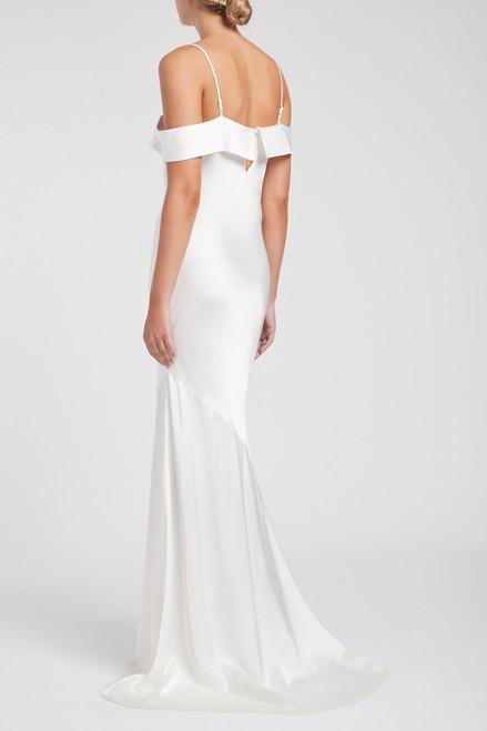 Olivia Slip Gown Ivory