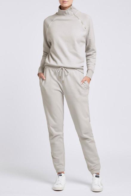 Mallow Trackpants Grey Dawn
