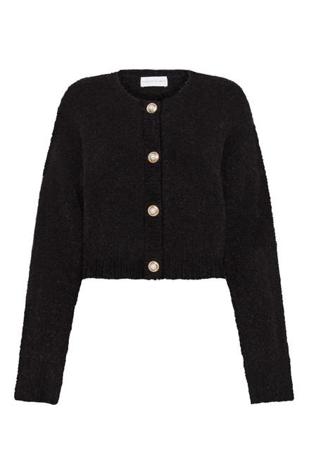 Lupin Knit Black