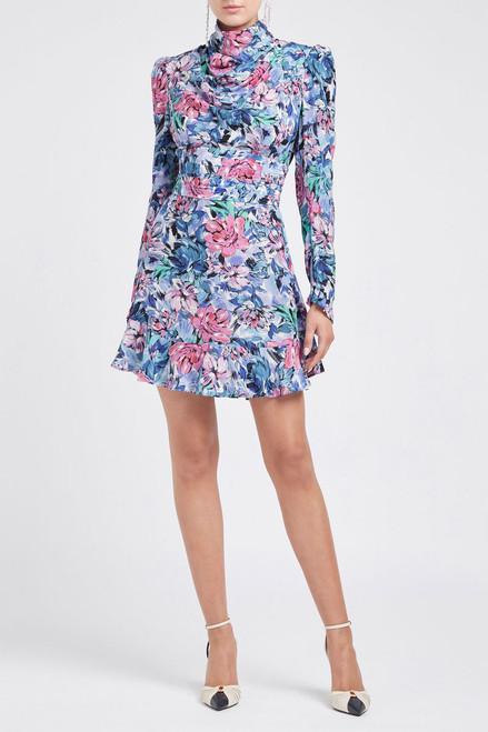 La Violette Mini Dress