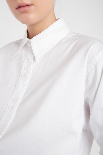 Paulette Shirt White
