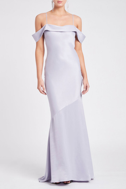 Olivia Slip Gown Lilac