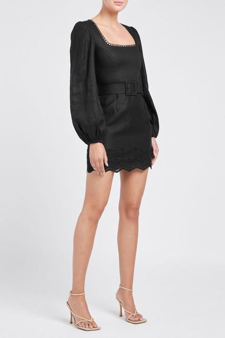 Zahara Long Sleeve Mini Dress