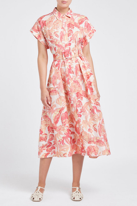 Tropicale Midi Dress