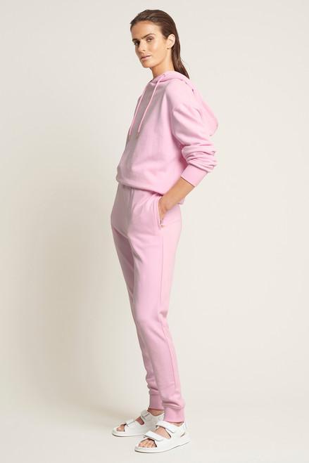 Terry Hoodie Pink