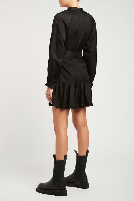Nova Long Sleeve Mini Dress