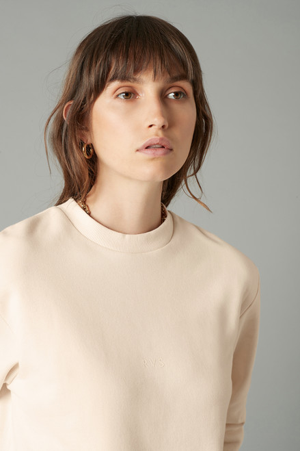 Franco Sweatshirt Stone