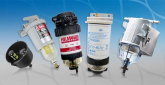 Western Filters Pre-Filters Fuel Filter Water Separators