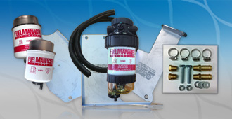 Western Filters Fuel Manager Pre-Filter Kits