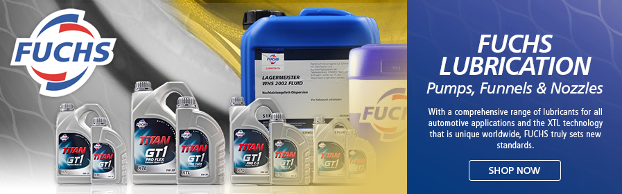 Fuchs Lubrication Products