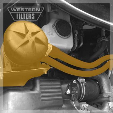 Provent Installation in Toyota Landcruiser KDJ150R KDJ155R Western Filters