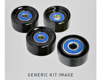 WPK10N Nuline Pulley Kit for Ford Falcon BA-BF FG 4 0L 6 Cyl