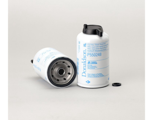 P550248 Donaldson Fuel Filter Water Separator Spin-On For Cummins & Komatsu Engines 3903202