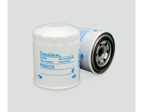 P550225 Donaldson Fuel Filter, Spin-On Secondary For Hino Ranger Pro Bus Truck 1996-07
