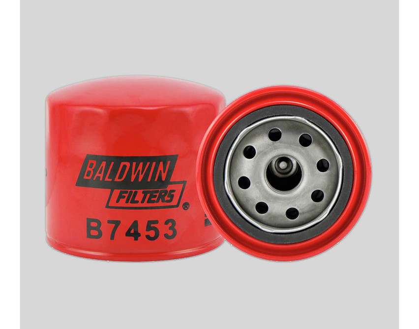 B7453 Lube Spin-on Oil Filter Baldwin (equiv: JX0707)