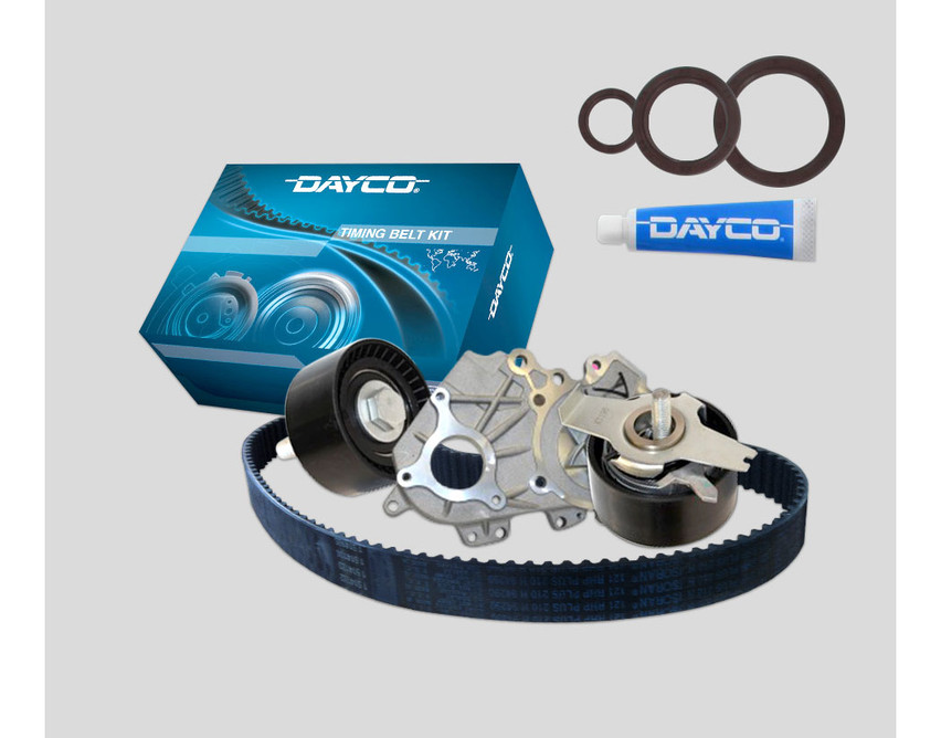 KTBA289P Dayco Timing Belt, Tensioner & Water Pump Kit for Great Wall V200  X200 (Aug2011 on)