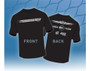 Western Filters Black Tee Shirt:  Default size: XL / For sizes XXL or XXXL state in Checkout 'shipping order comments'