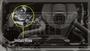 Isuzu D-MAX MU-X (feb2017-aug2020) 3.0L Turbo Diesel 4Cyl. 130kW DOHC 16-valve DPD 4JJ1-TCX - ProVent 200 Catch Can OS-PROV-25