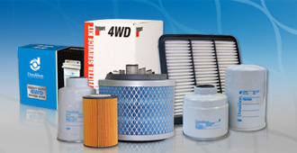 Western Filters Vehicle Specific 4WD & Truck Filter Kits