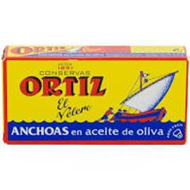 Ortiz Anchovies 47.5g