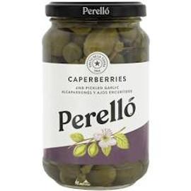 Perello Caperberries 180g
