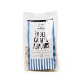 Smoked Catalan Almonds 150g