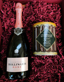 Bollinger and Chocolate Gift Box