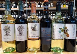 Chilean Six Case Wine