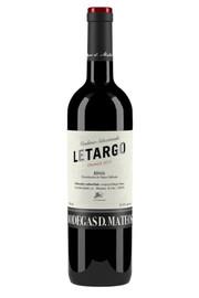 Letargo Rioja Crianza, Bodegas D.Mateos