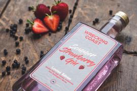 Wrecking Coast Summer Strawberry Gin