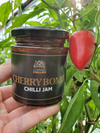 Cherry Bomb Chilli Jam