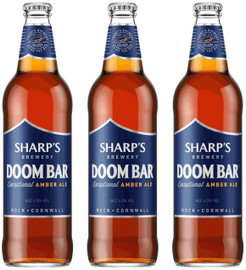 Sharps, Doom Bar 500ml x8