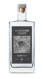 Wrecking Coast Scurvy Gin Navy Strength