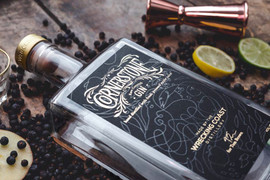 Wrecking Coast Cornerstone Gin