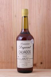 Domaine Familial L.Dupont, Calvados 1977 Non-Filtre