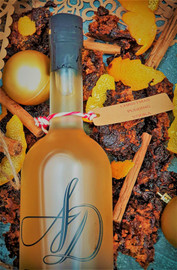 Aval Dor Christmas Pudding Vodka