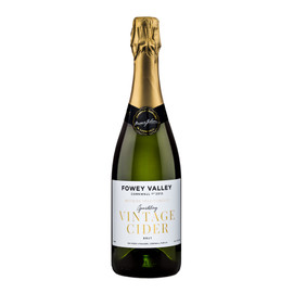 Fowey Valley Sparkling Vintage Cider 750ml