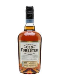 Old Forester Kentucky Straight Bourbon