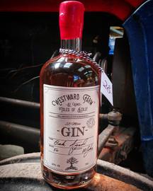 Westward Farm 28 Miles Gin - Oak Aged