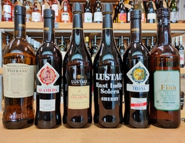 The Ultimate Sherry Case