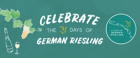 31 Days of German Riesling!