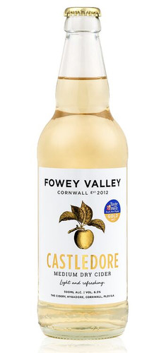 Fowey Valley Castledor Cider 500ml