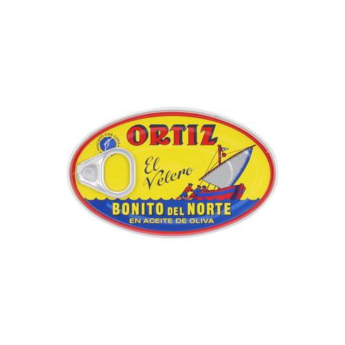 Ortiz Bonito Tuna in Olive Oil 112g